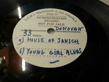 "donovan""sunny south kensington + 2""ep7""/33trs.demo.meridian:promo.France.rare"