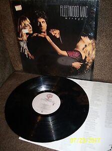 FLEETWOOD MAC Mirage 1982 Warner LP 1-23607 VG+/EXC- w/lyric sleeve