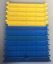 Lego Garage Door Roller Blue & Yellow City Town