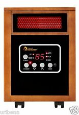 Dr Infrared Heater Portable Space Heater 1500-Watt DR968 Feel Comfortably Warm