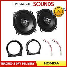 JVC 420 Watts 2 Way 13cm Front Door Car Speakers for Honda Civic EP3 2000 - 2005