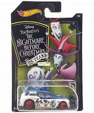 Hot Wheels Nightmare Before Christmas 25 Years Cockney Cab II 7/8