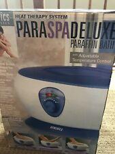 Homedics PARASPA Deluxe Paraffin Bath Heat Therapy System PAR-250  NEW Open Box