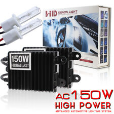 150W High Power HID Xenon Kit for Chevrolet SS SSR Suburban Tahoe T6500 Tornado
