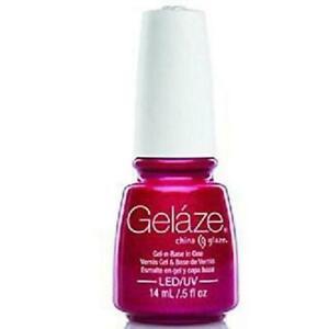 Gelaze by China Glaze Gel Polish. Pick Any Color