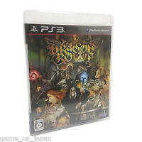 Dragon's Crown Action RPG Japanese Language Playstation 3 PS3 Import