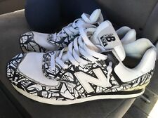 New Balance 574 Graffiti Limited Edition US Sz 10 EU 44 Running Trainer M574AE