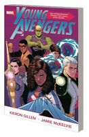 Young Avengers By Gillen McKelvie Complete Collect TPB (2020) Marvel - NM (New)