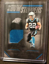 Christian Mccaffrey 2019 Panini Majestic Show Stoppers /49 Relic Jersey Card