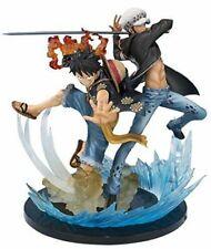 Bandai Figuarts Zero Monkey D Luffy & Trafalgar Law 5th Anniversary PVC Figure