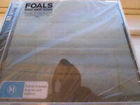 Foals - What Went Down (2015)  Deluxe CD/DVD Edition  NEW  SPEEDYPOST