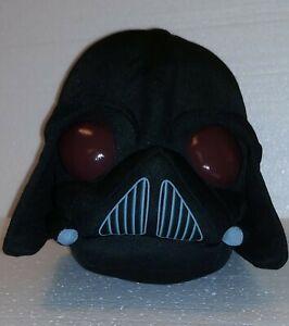 "Angry Birds Star Wars ""Darth Vader"" 8"" Soft Plush Toy by Lucas Film Ltd (2012)"