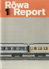 catalogo Röwa 1973 Juni Report 1         D             aa