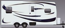 RV, Trailer, Camper, Motorhome Large Vinyl Decals/Graphics Kit-K-0003
