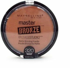 Maybelline Master Bronze Powder Choose Your Shade *Twin Pack*