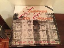 """SOMEWHERE OVER ENGLAND 12"""" MAXI INDIE POP"""