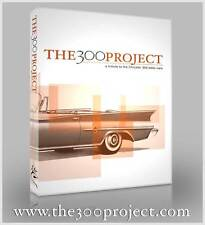 """Chrysler 300 DVD - """"The 300 Project"""""""