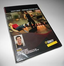 Gravity Group Compound Structure Three Workout Rob Glick Total Gym (DVD NEW) 3