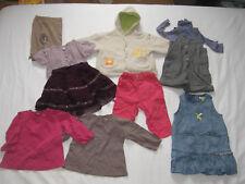 Lot de vêtements taille 12 mois (veste MARESE, robe, ...)