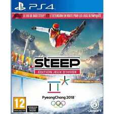 Steep Winter Games Edition Playstation 4 PS4 NEU OVP Snowboard Ski