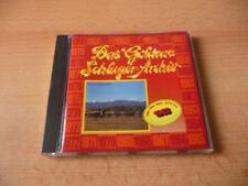 CD Das Goldene Schlager-Archiv 1963: Connie Francis Gitte & Rex Gildo Billy Mo