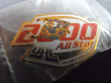 2000 UHL ALL STAR GAME Muskegon Fury United Hockey League RARE Collectors Pin!