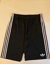 Adidas Originals ADI-Firebird Shorts Black White Size XL F80689
