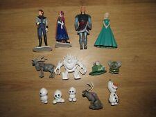 Disney Frozen Figure's / Cake Toppers Etc Bundle  / Job Lot
