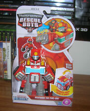 Transformers Rescue Bots - Heat Wave The Fire-Bot Action Figure
