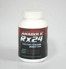 Nuevo-anabólica Rx24-Suplemento Dietético-Construir Músculo & fortaleza -60 Cápsulas