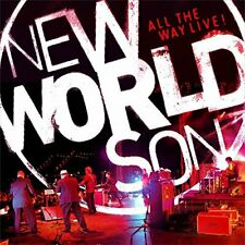 Newworldson - All The Way Live! - Newworldson CD 88LN The Cheap Fast Free Post
