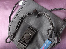 New with TAG  CAP  SPORT  Black Travel Bag