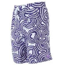 New Nike Mens AOP Board Shorts Sz 2XL Purple swim surf holiday beach