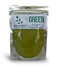 MAXX Organics 8 SUPERFOOD POWDER 30 Day ** Comp. Beachbody Boost Power Greens