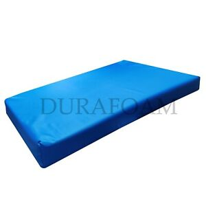 Large Memory Foam Dog Bed , Travel Mat with Removable Zipping Waterproof Cover