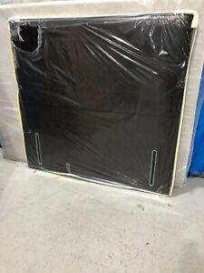 HYPNOS Emily euro slim headboard in coco 135cm RRP £650