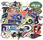 Внешний вид - 33 NFL Teams Logo Decal Vinyl Stickers for Truck/Skateboard/Luggage/Laptop/Party