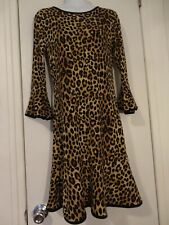 Michael Kors Dress Dark Camel Size XL  MSRP$98 New With Tags!