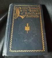 Little Journeys to the Homes of American Authors Elbert Hubbard Putnam 1895/1896