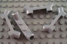 Lego Lot of 4 Pearl Gray 1x4 Car Truck Vehicle Engine Piston Plates