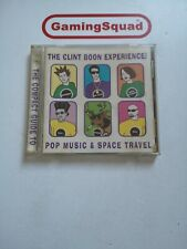 The Clint Boon Experience, Pop Music Space Travel CD, Supplied by Gaming Squad