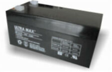 ULTRA Max NP3.3-12 VRSLA 12v 3.3 Ah Ricaricabile Piombo Batteria Acido NP2.8-12 NP3.2