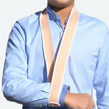 Soft Nylon Foam Adjustable Shoulder Arm Cradel Sling Restore/Strain/Sprained