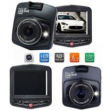 "2.4"" 1080P Night Vision Car DVR Front Camera Police Dash Cam G-sensor New US"