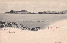 GREECE - Corfou - Saluto - Vista da Vido