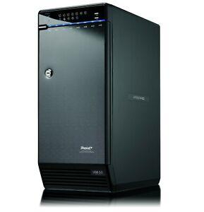 "Mediasonic ProRaid 8 Bay 3.5"" SATA External Hard Drive Enclosure (H8R2-SU3S2)"