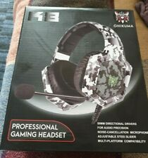 kb professional gaming headset cameo