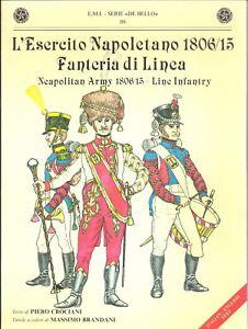 L'esercito napoletano 1806 15 Fanteria di linea