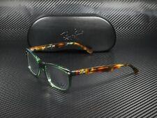 RAY BAN RX5228 5630 Opal Green Demo Lens 53 mm Unisex Eyeglasses