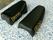 SUZUKI(n4) RM80 RM 80 1980 TO 1981 MODEL SEAT COVER (S2)